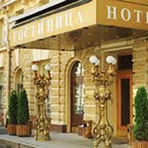 Гостиницы Харовска
