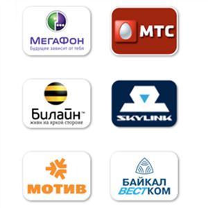 Операторы сотовой связи Харовска