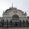 Железнодорожные вокзалы в Харовске
