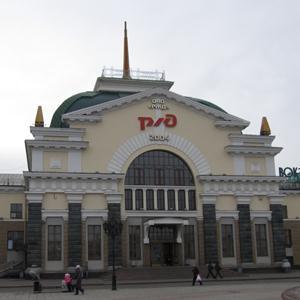 Железнодорожные вокзалы Харовска